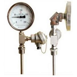 带热电偶/阻双金属温度计