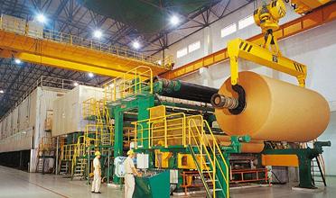 機械造紙等行業